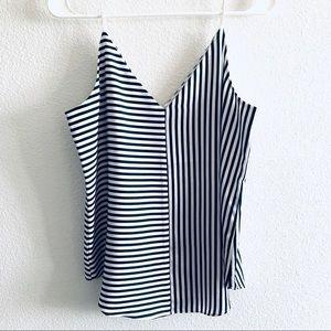 Express • Striped Blouse